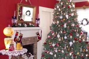 Victorian Christmas Night @ Octagon House
